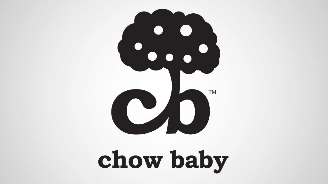 Chow Baby branding + packaging