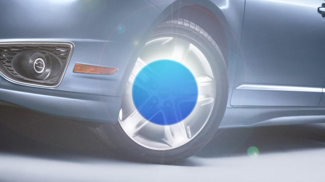 Ford Fusion rich media