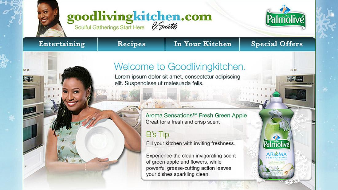 Palmolive Good Living Kitchen