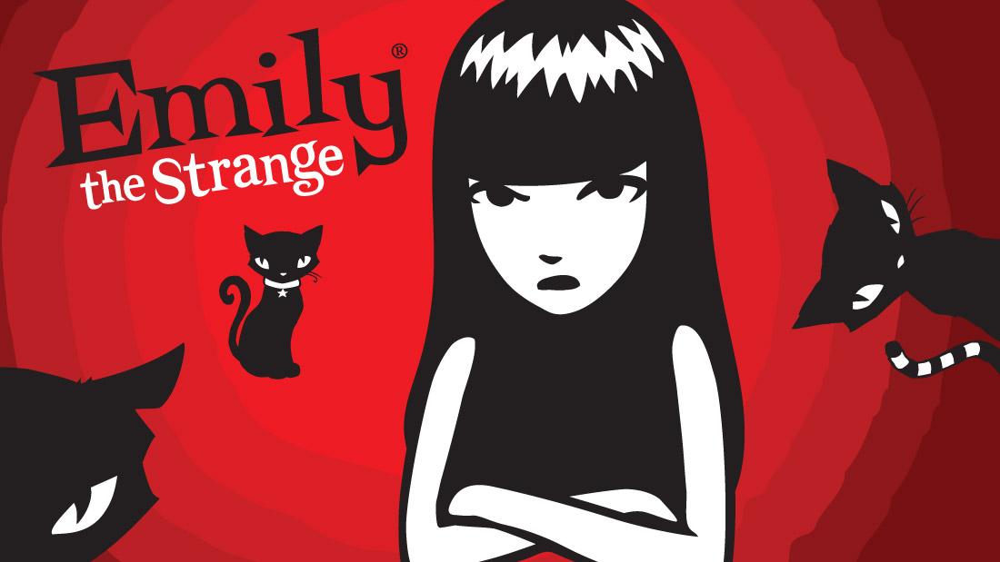 EmilyTheStrangeDoll.com