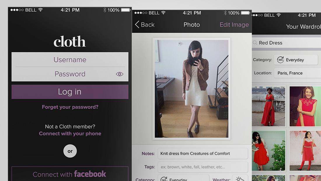 Cloth app